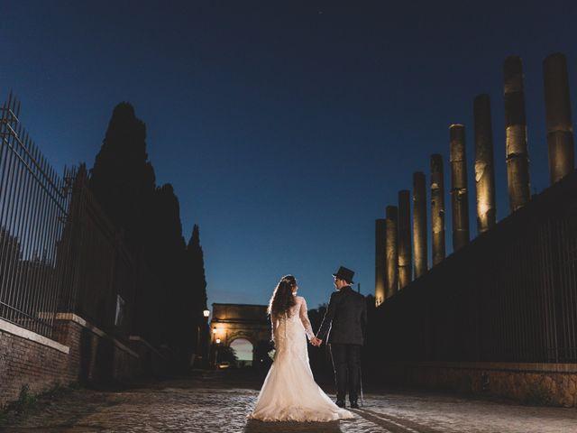 Il matrimonio di Valentina e Giuseppe a Roma, Roma 36
