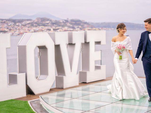 Il matrimonio di Eleonora e Francesco a Bacoli, Napoli 23