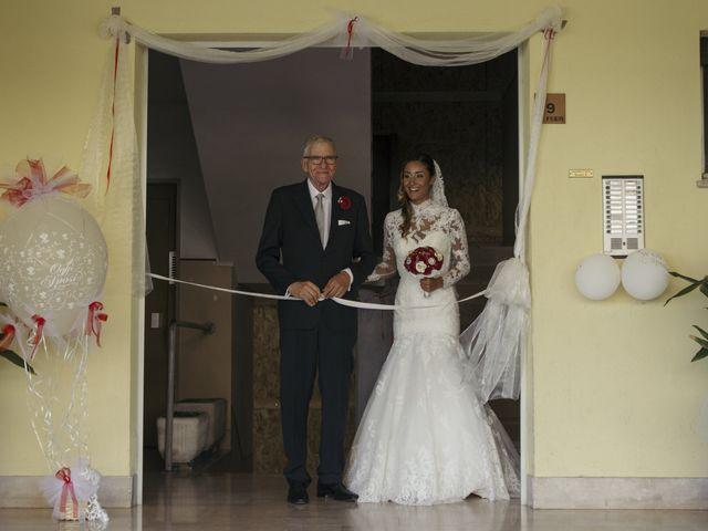 Il matrimonio di Antonio e Simona a Fano Adriano, Teramo 35