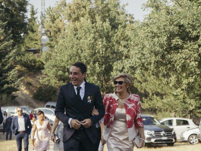 Il matrimonio di Antonio e Simona a Fano Adriano, Teramo 37