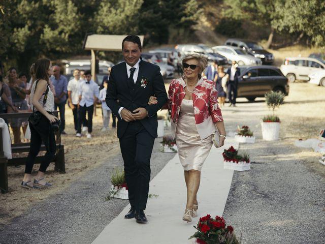 Il matrimonio di Antonio e Simona a Fano Adriano, Teramo 39