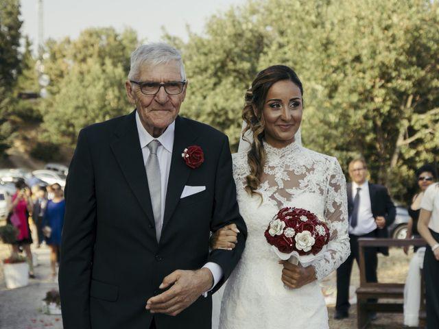 Il matrimonio di Antonio e Simona a Fano Adriano, Teramo 41