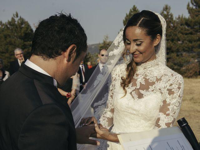 Il matrimonio di Antonio e Simona a Fano Adriano, Teramo 51