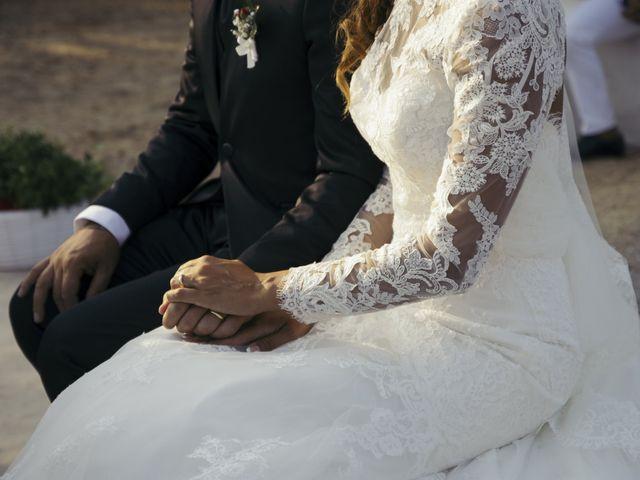 Il matrimonio di Antonio e Simona a Fano Adriano, Teramo 57