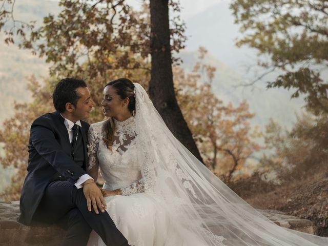 Il matrimonio di Antonio e Simona a Fano Adriano, Teramo 1