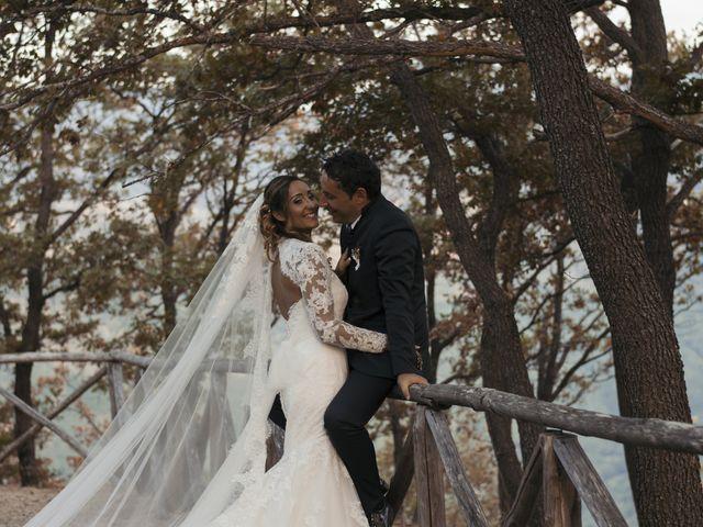 Il matrimonio di Antonio e Simona a Fano Adriano, Teramo 67