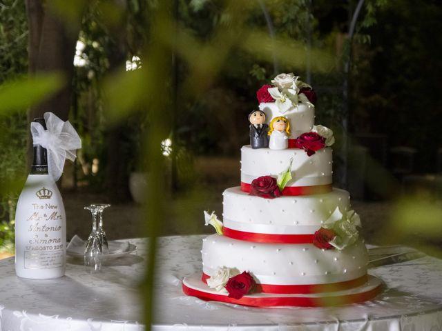 Il matrimonio di Antonio e Simona a Fano Adriano, Teramo 76