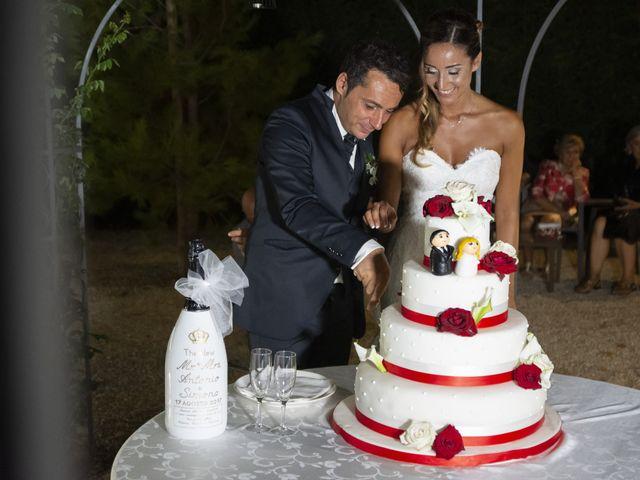 Il matrimonio di Antonio e Simona a Fano Adriano, Teramo 77