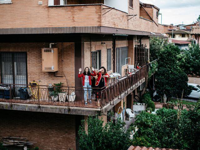 Il matrimonio di Marco e Chiara a Fiumicino, Roma 13