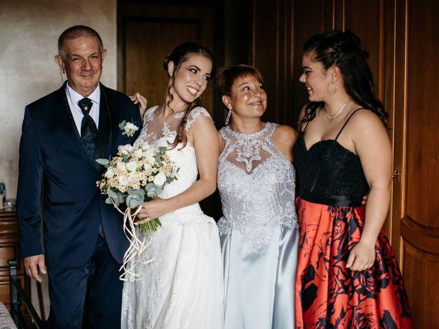 Il matrimonio di Marco e Chiara a Fiumicino, Roma 14