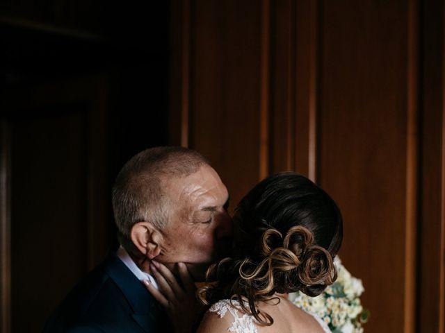 Il matrimonio di Marco e Chiara a Fiumicino, Roma 15