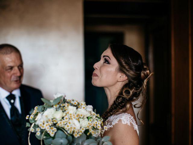 Il matrimonio di Marco e Chiara a Fiumicino, Roma 17