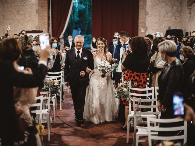 Il matrimonio di Marco e Chiara a Fiumicino, Roma 21