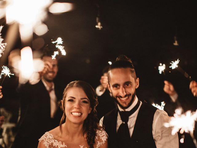 Il matrimonio di Marco e Chiara a Fiumicino, Roma 45