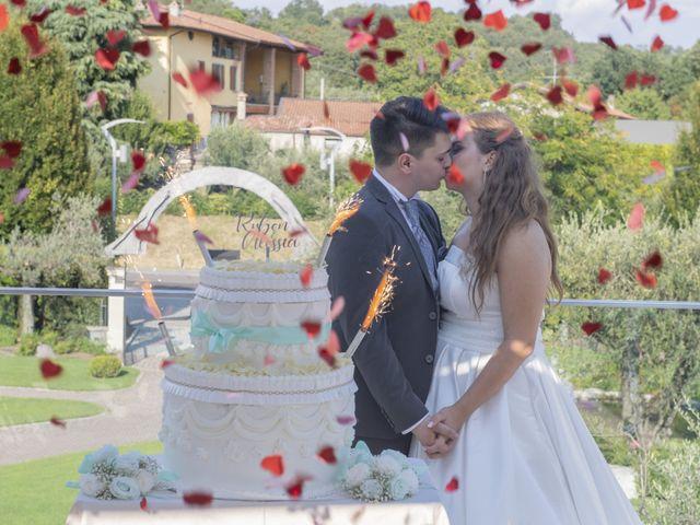 Le nozze di Alessia e Ruben
