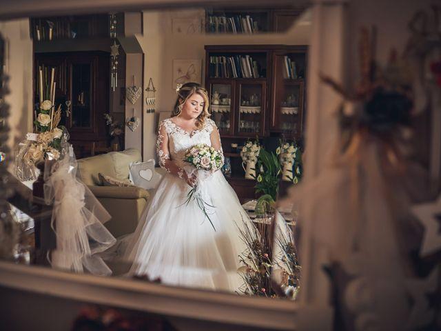 Il matrimonio di Ilaria e Francesco a Montespertoli, Firenze 8