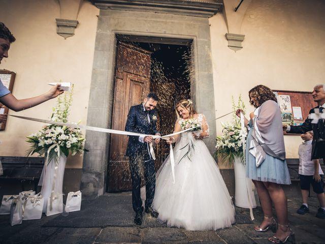 Il matrimonio di Ilaria e Francesco a Montespertoli, Firenze 10