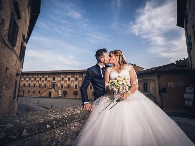 Il matrimonio di Ilaria e Francesco a Montespertoli, Firenze 11