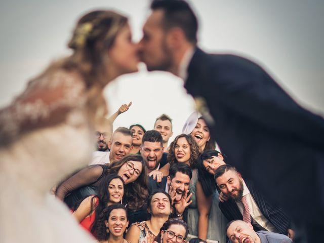Il matrimonio di Ilaria e Francesco a Montespertoli, Firenze 12
