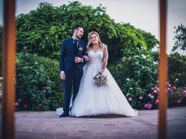 Il matrimonio di Ilaria e Francesco a Montespertoli, Firenze 15