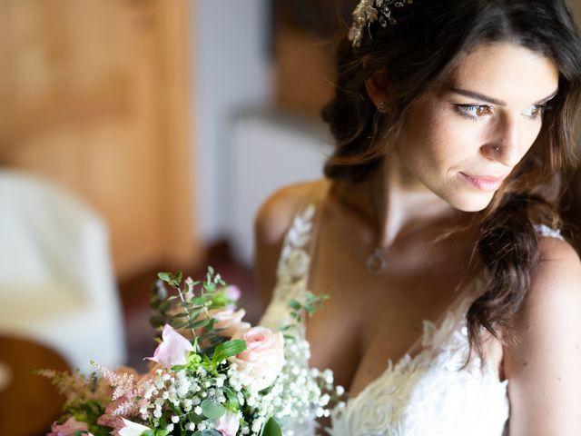 Il matrimonio di Enrico e Sara a Costigliole Saluzzo, Cuneo 1