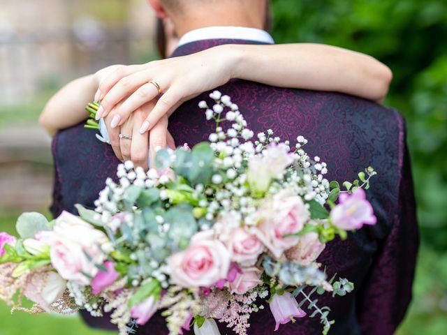 Il matrimonio di Enrico e Sara a Costigliole Saluzzo, Cuneo 4