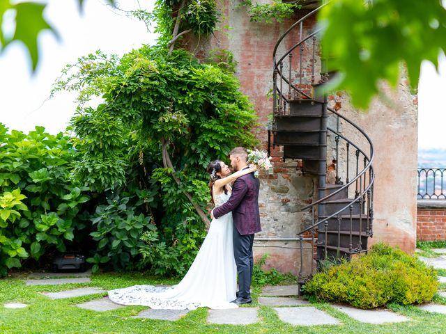Il matrimonio di Enrico e Sara a Costigliole Saluzzo, Cuneo 5