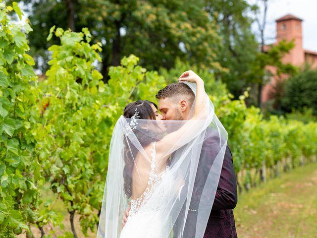 Il matrimonio di Enrico e Sara a Costigliole Saluzzo, Cuneo 6