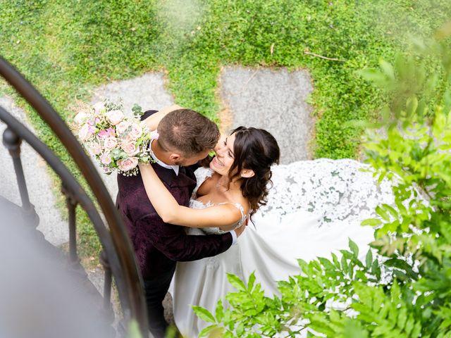 Il matrimonio di Enrico e Sara a Costigliole Saluzzo, Cuneo 10