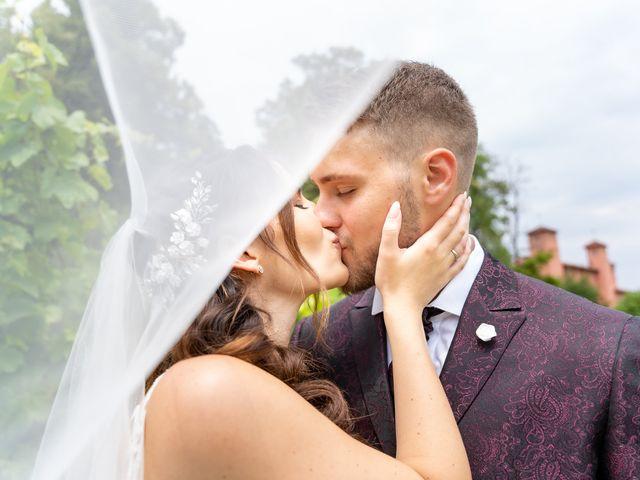 Il matrimonio di Enrico e Sara a Costigliole Saluzzo, Cuneo 11