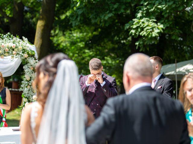 Il matrimonio di Enrico e Sara a Costigliole Saluzzo, Cuneo 15