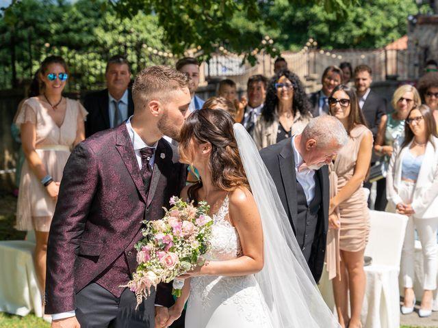 Il matrimonio di Enrico e Sara a Costigliole Saluzzo, Cuneo 16
