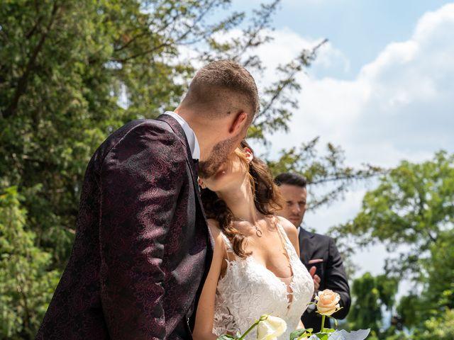 Il matrimonio di Enrico e Sara a Costigliole Saluzzo, Cuneo 19