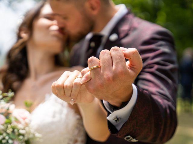 Il matrimonio di Enrico e Sara a Costigliole Saluzzo, Cuneo 20