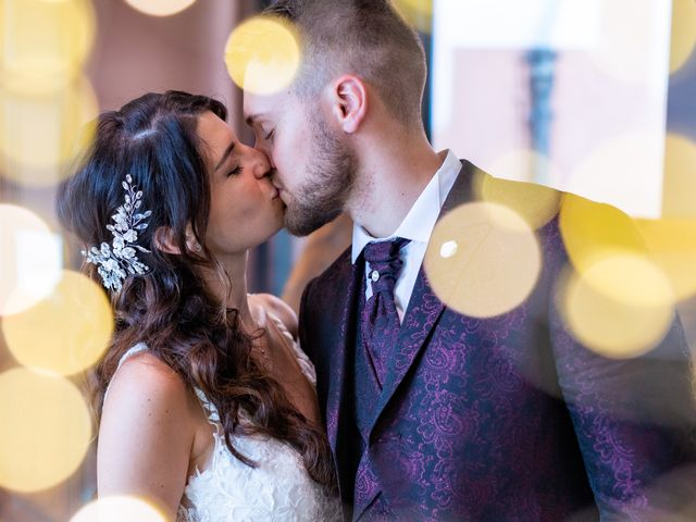 Il matrimonio di Enrico e Sara a Costigliole Saluzzo, Cuneo 23