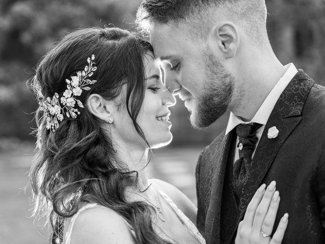 Il matrimonio di Enrico e Sara a Costigliole Saluzzo, Cuneo 25