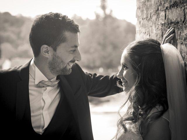 Il matrimonio di Giacomo e Federica a Valeggio sul Mincio, Verona 1