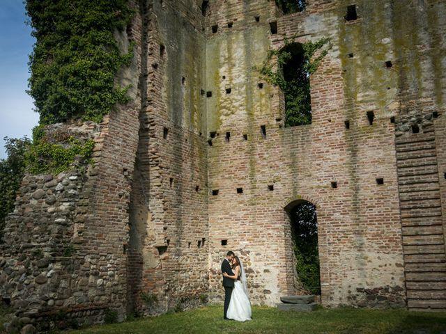 Il matrimonio di Giacomo e Federica a Valeggio sul Mincio, Verona 2