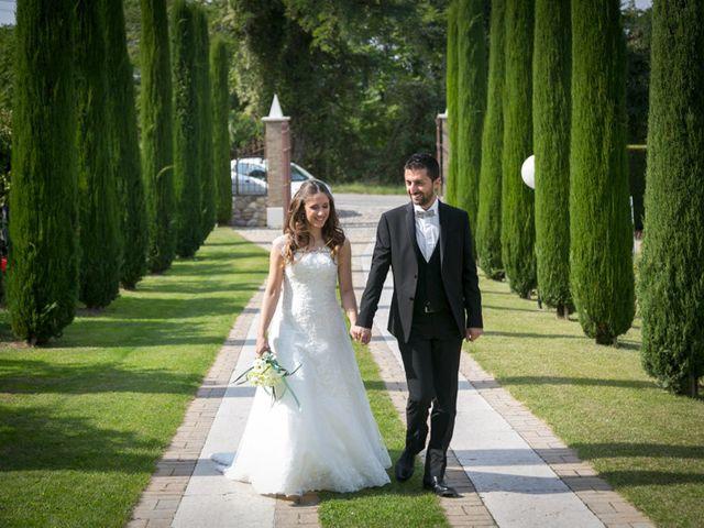 Il matrimonio di Giacomo e Federica a Valeggio sul Mincio, Verona 4