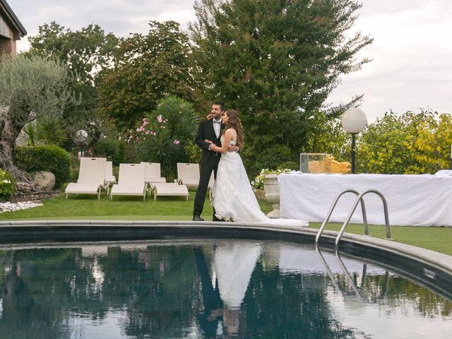Il matrimonio di Giacomo e Federica a Valeggio sul Mincio, Verona 5