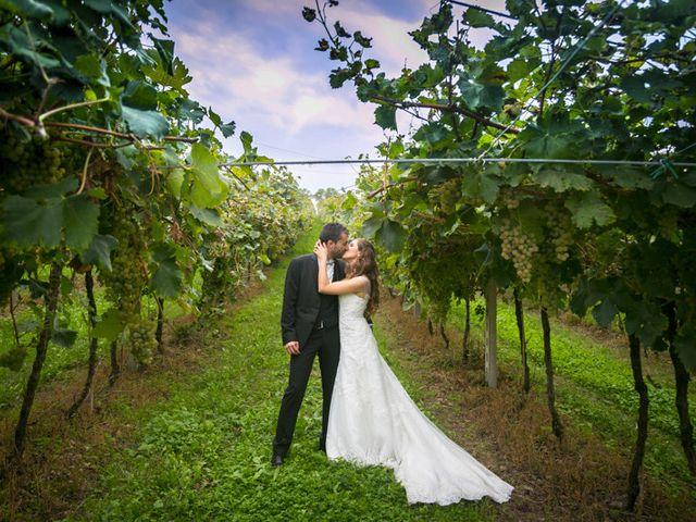 Il matrimonio di Giacomo e Federica a Valeggio sul Mincio, Verona 7
