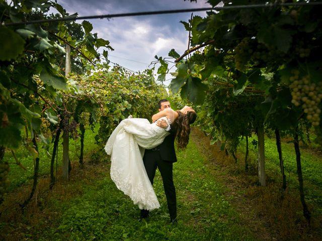 Il matrimonio di Giacomo e Federica a Valeggio sul Mincio, Verona 8