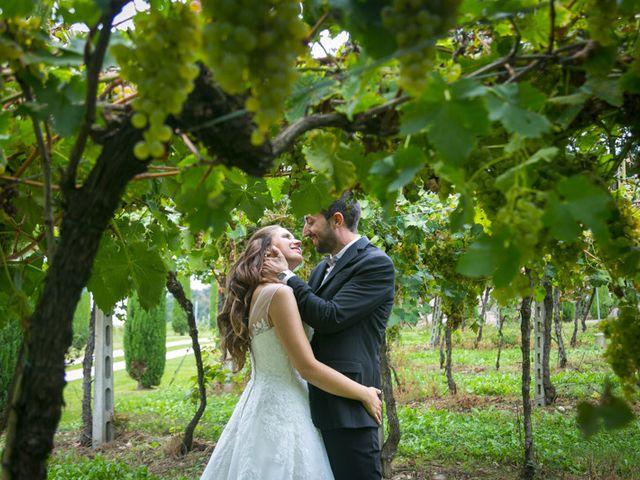 Il matrimonio di Giacomo e Federica a Valeggio sul Mincio, Verona 9