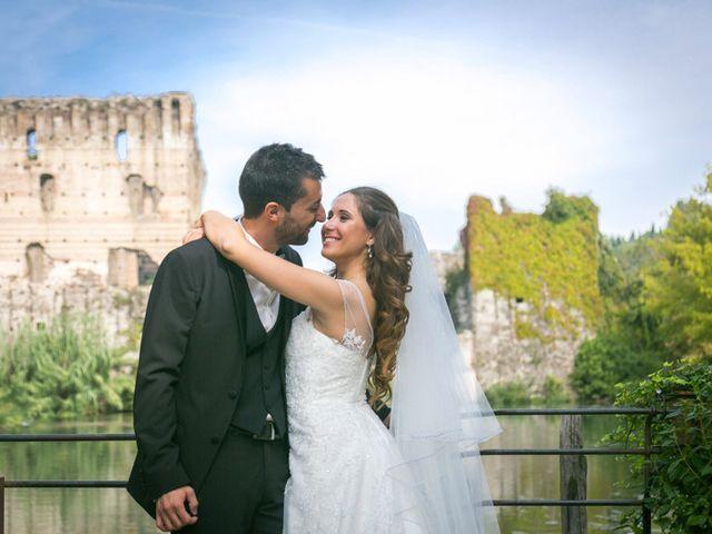 Il matrimonio di Giacomo e Federica a Valeggio sul Mincio, Verona 10