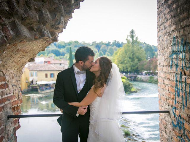 Il matrimonio di Giacomo e Federica a Valeggio sul Mincio, Verona 11
