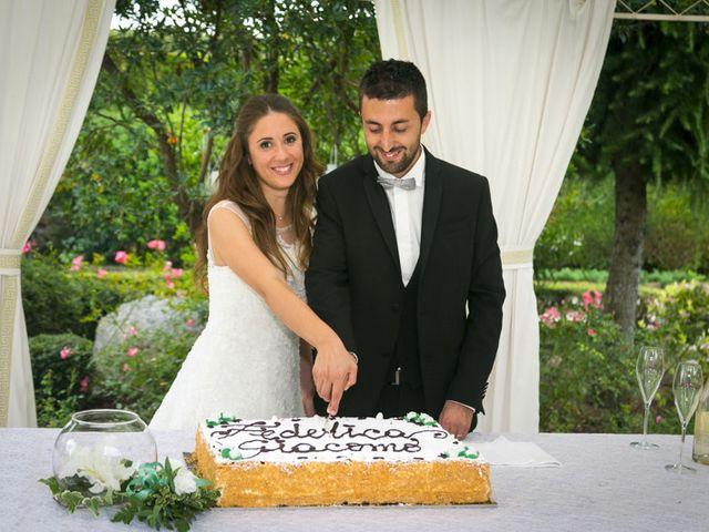 Il matrimonio di Giacomo e Federica a Valeggio sul Mincio, Verona 13