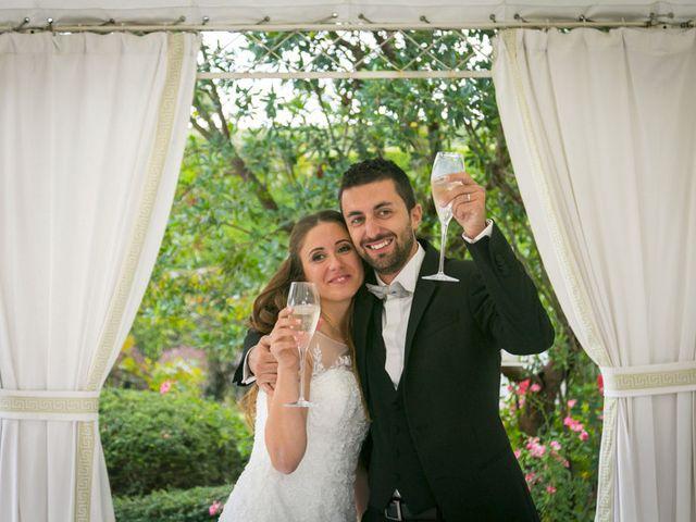 Il matrimonio di Giacomo e Federica a Valeggio sul Mincio, Verona 15