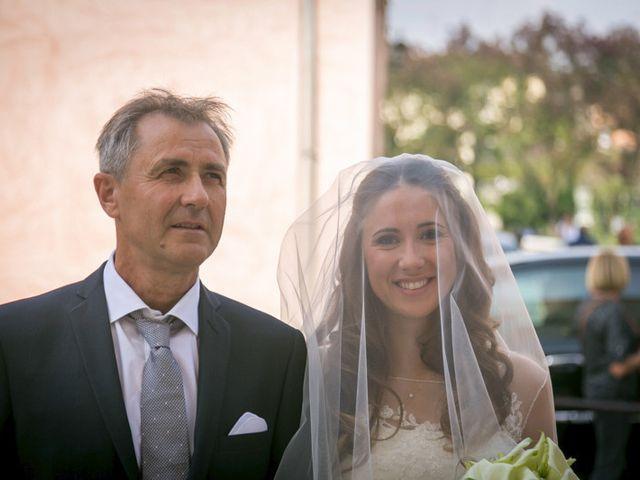 Il matrimonio di Giacomo e Federica a Valeggio sul Mincio, Verona 17
