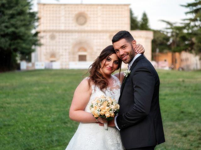 Le nozze di Ambra e Valerio