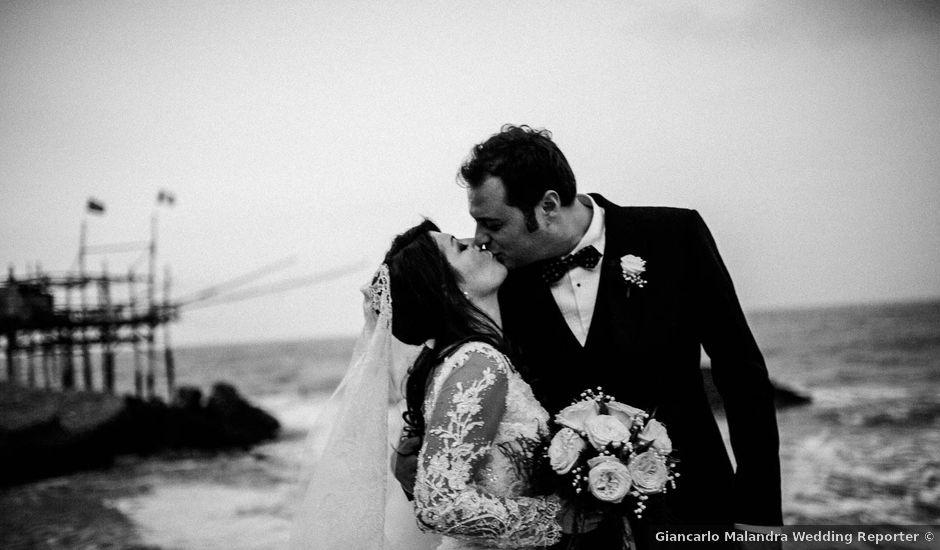 Il matrimonio di Federico e Valeria a Tollo, Chieti